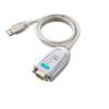 摩莎USB转串口集线器UPort 1110  1口 RS232 USB 转串口适配器