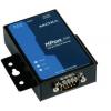 摩莎串口服务器NPort5150    1口RS-232/422/485串口服务器