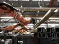 用于重型钢梁堆垛 (0)