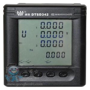 威胜DSSD332/DTSD342-7N三相电子式多功能电能表