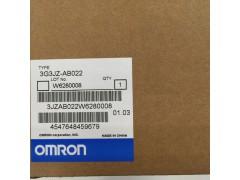 日本欧姆龙OMRON变频器3G3JZ-AB022 2.2KW单相200VAC