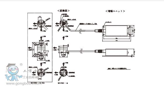 bl autotec, ltd. bl的力矩传感器
