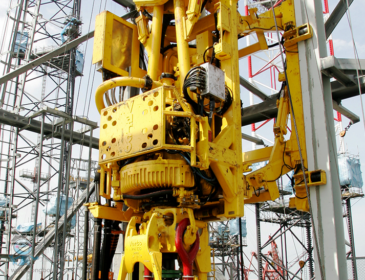 tds-1000 offshore top drive顶驱备件-nov varco