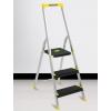 美国WERNER稳耐 铝合金三、四级宽踏板家用梯 P234-5CN 小黄蜂