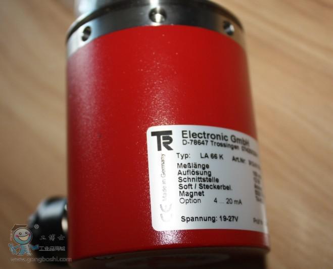 德国TR帝尔编码器QEH80M-12/12-16-SSI