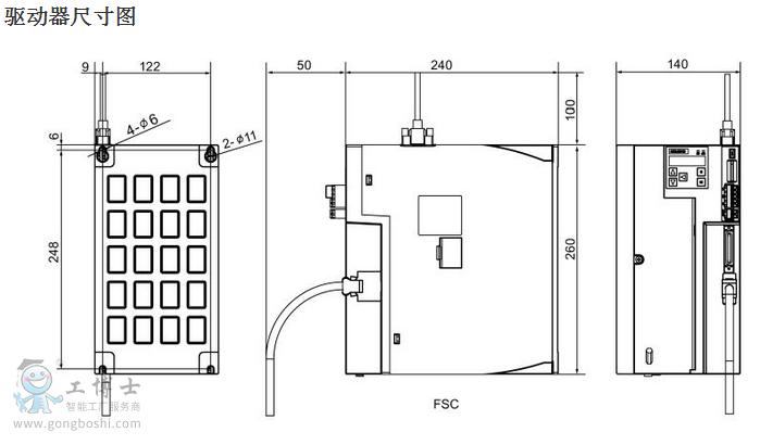 首页 产品库 变频伺服电机 伺服驱动器 交流伺服驱动器     订货号:6