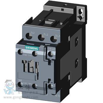 主要结构交流接触器利用主接点来开闭电路