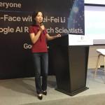 谷歌AI中国中心成立,将由由李飞飞和李佳博士共同领导