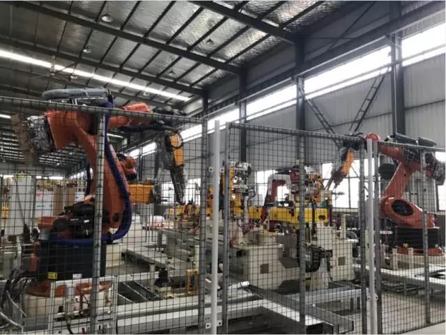 工业机器人集成