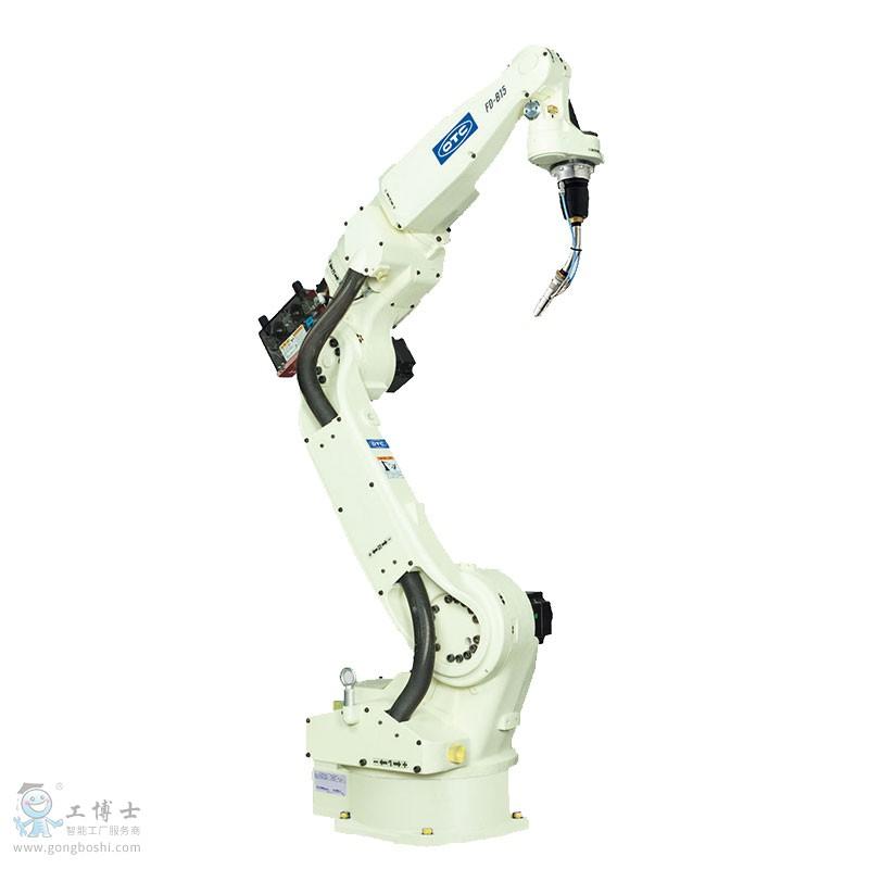 OTC FD-B15 焊接机器人