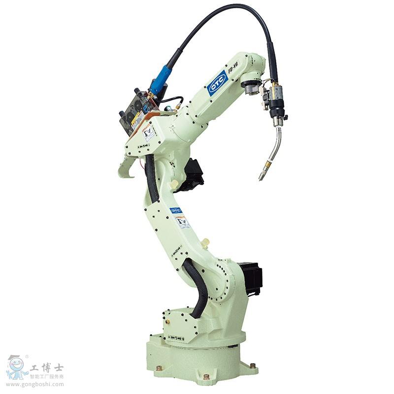 OTC FD-V6 焊接机器人