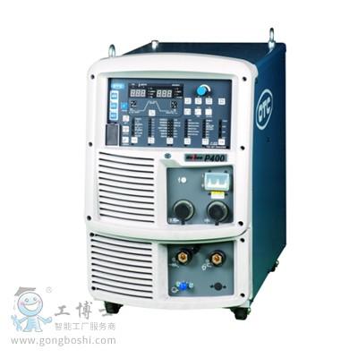 OTC P400 新一代智能逆变控制CO₂/MAG/MIG脉冲焊接机