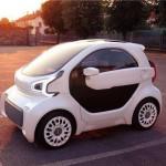 这款3D打印电动汽车仅7500美元 2019年正式开卖