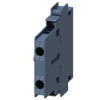 西门子继电器 3RH1921-1KA20 中间继电器  2极 2侧面的辅助开关