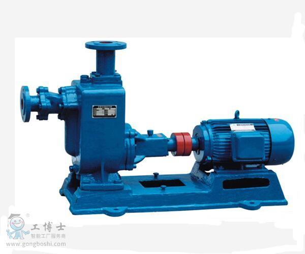 ZW自吸排污泵,ZW型自吸式无堵塞排污泵