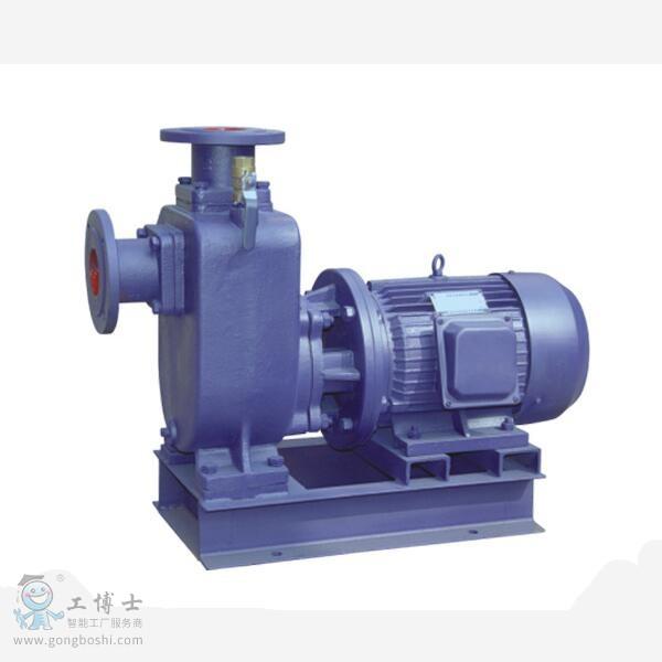 ZXL直联式自吸泵,ZXL直联式自吸离心泵