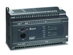 DVP40ES200RM台达PLC参数24DI/16DO(继电器/250Vac/24Vdc/2A)