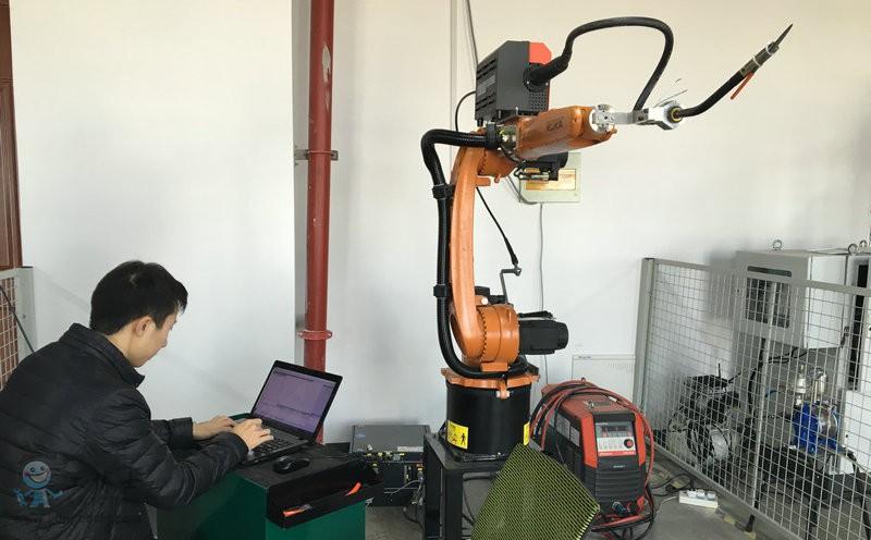 机器人IO通讯设置