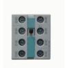 西门子接触器附件 3RH5921-1FA22 装配台 4芯 2NO+2NC