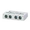 西门子3RV1901-1E横向辅助开关 1NO+1NC 用于断路器 尺寸 S00 - S3