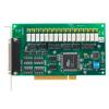 研华PCI-1762 16路隔离数字量输入和16路继电器输出卡