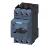 西门子3RV2021-4AA10断路器,结构尺寸 S0 用于电机保护,等级 10 A 脱扣器 10