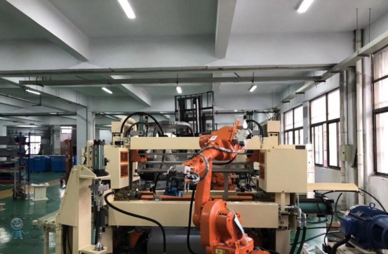 ABB上下料机器人应用