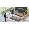 ABB机器人钣金折弯工作站,加工效率高,值得信赖