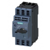 西门子SIMENS3RV2011-1CA25断路器,结构尺寸 S00 用于电机保护,等级 10 A 脱扣器 1.8 - 2.5 A N 脱扣器 33 A 笼卡式连接 标准通断能力 带
