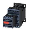 西门子SIMENS3RT2017-2BB44-3MA0功率接触器,AC-3 12 A,5.5 kW / 400 V 2 NO + 2 NC,24 V DC 3 极,尺寸 S00 笼卡式连