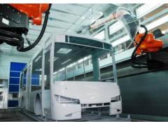 项目·长安福特汽车有限公司(哈尔滨分公司)ABB机器人系统喷涂工作站集成项目
