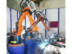 系统集成 ABB机器人全方位弧焊工作站 IRB4600机器人