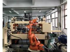 ABB机器人生产线上下料机器人工作站——IRB4600-60/2.05