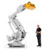 ABB IRB 8700-550/4.20紧凑设计、简单易用性和低维护成本种通用工业机器人