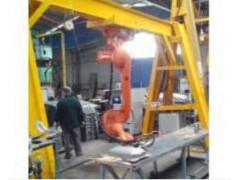 ABB机器人集成,ABB机器人激光切割工作站,解决您在精细化切割难点