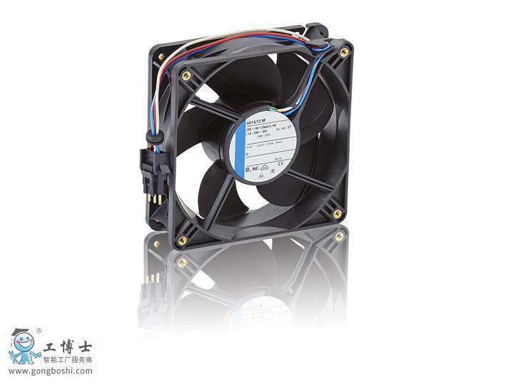 ABB机器人配件 3HAC6658-1 控制柜驱动散热风扇