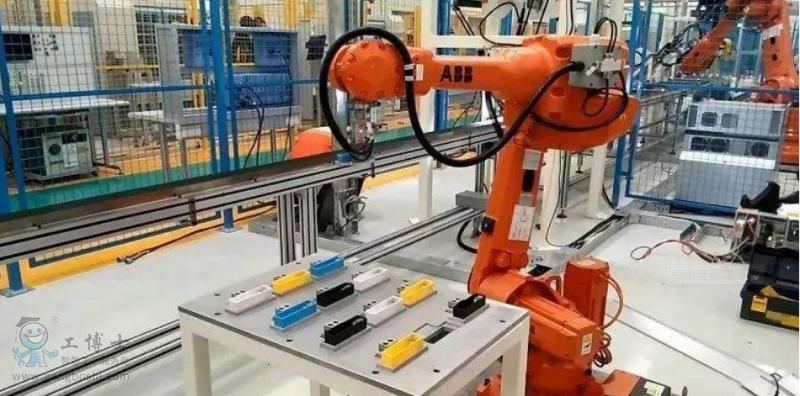 ABB焊接机器人
