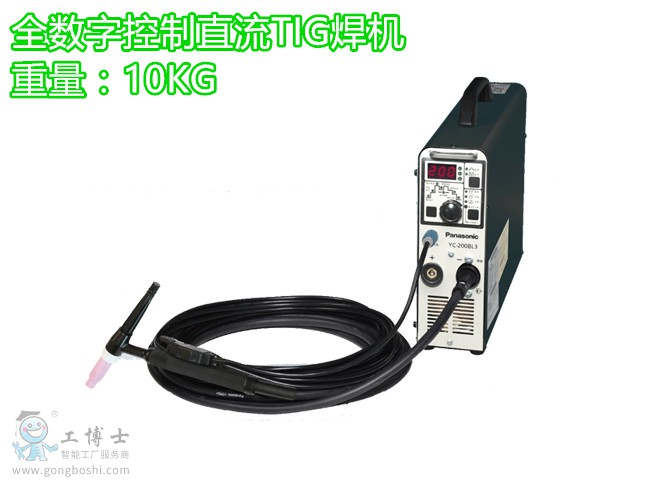 唐山松下全数字逆变直流TIG便携式氩弧焊机 型号:YC-200BL3