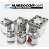 Marzocchi马祖奇 液压齿轮泵 ALP1-D-4   排量 2.5cc/rev