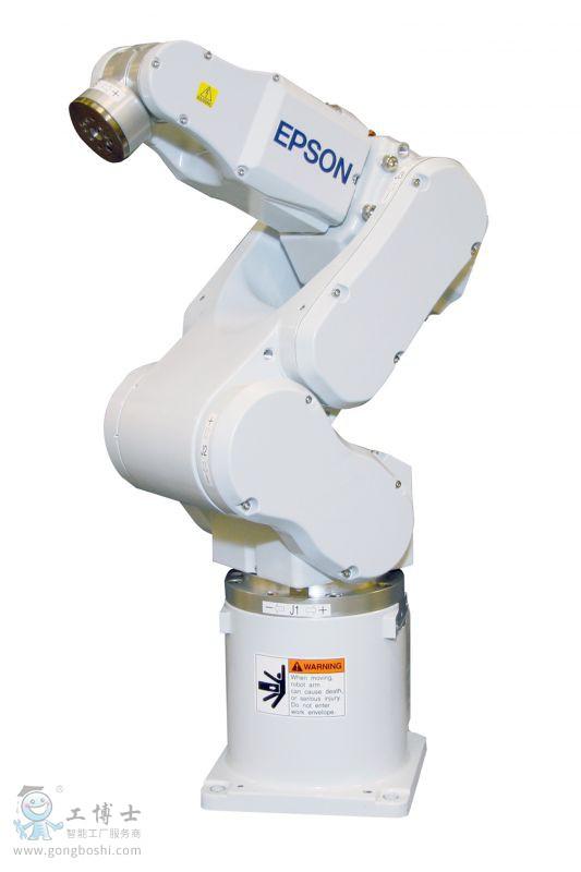 爱普生机器人C3紧凑型6轴机器人 负载:3KG 臂展:820MM