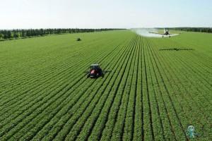 智慧农业助力新疆春耕:让农忙变得清闲起来