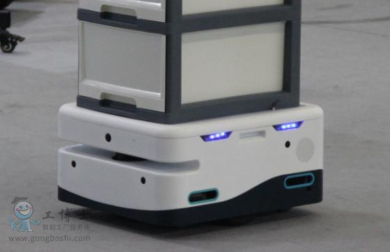 降低激光雷达成本  第三代移动机器人AGV发展将加速