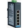 研华EKI-2525-BE工业以太网交换机 5端口非网管型