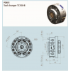 RSP快换盘 快换结构 P0401 TC100-8快换盘