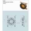 RSP快换盘 快换结构 P0402 TA100-8快换盘