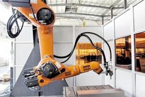 看了这条家电生产线 外媒记者赞叹:中国机器人革命正大步向前