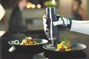 人工智能渗透到餐饮酒店行业!