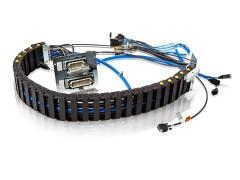 ABB配件3HAC3766-1Cabling lower, CP/CS/SWA ABB机器人配件软管