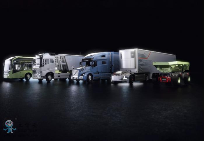 沃尔沃集团和英伟达合作为自动驾驶卡车推AI平台