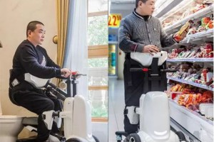 数百万下肢残障人群出行难题,邦邦机器人用助行机器人解决
